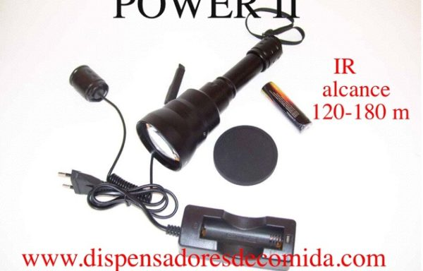 IR POWER II